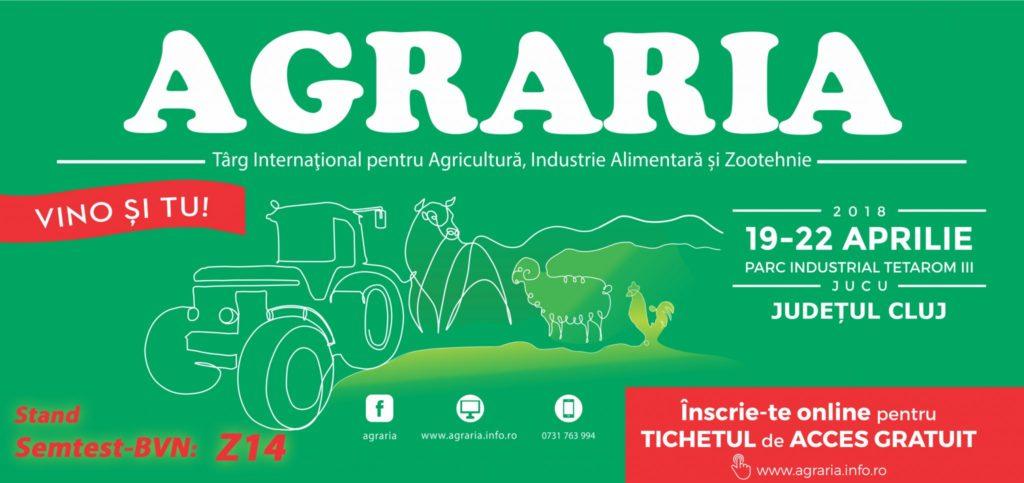 Agraria 2018