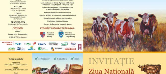 Invitație Ziua Națională a Bălțatei, Ediția a III-a